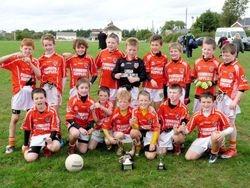 Clann Eireann - Cup Winners