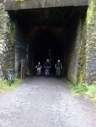 Tunnel - Hauraki Rail Trail