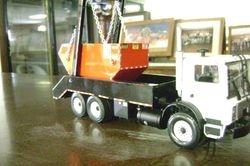 mack mr lugger truck