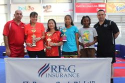 Women Division Winners