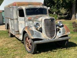 16.35 ford 1 1/2 ton bread truck
