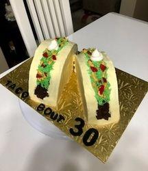 Taco Cakes