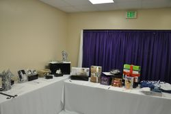 The Silent Auction Room
