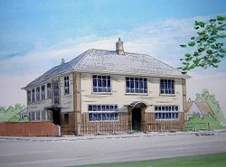 St. Margarets College Cranmer Sq. 1925