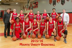 Varsity Boy's Basketball