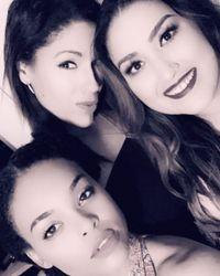 Demetria McKinney, Maddie and Valerie McKinney - July 6, 2019