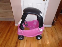 Little Tikes Cozy Coupe - $25