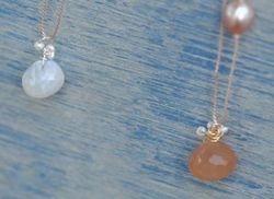 La Luna Mama necklaces