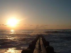 sunrise in Manasquan NJ