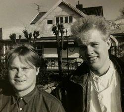 Grand Cafe Weber 1985