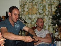 Ben and Gareth