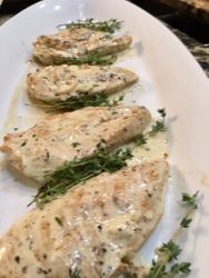 Chicken Dijon
