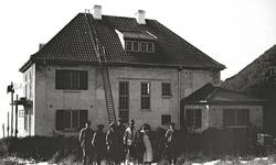 Solvikens pensionat (Villa Trianon) 1924