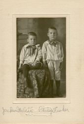Jackson McCall and Philip Fisher