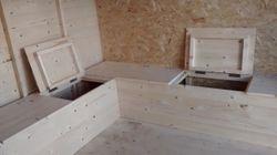 Smart Storage Bench