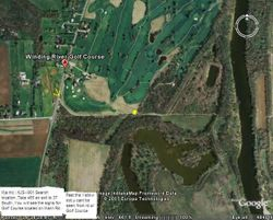 Search Area for Missing Karen Jo Smith