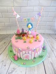 Florence's Birthday Cake