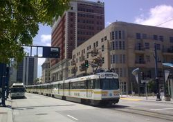 The Transit Mall at Long Beach