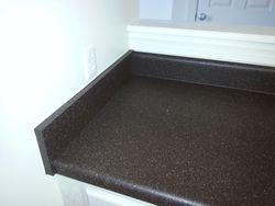 Kitchen Countertop Under Pass-Thru AFTER