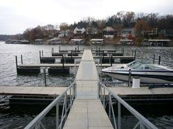 Docks area