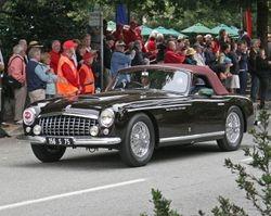 1951 Talbot T26 Stabilimente Farina Grand Sport