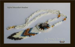 Tufted Moosehair Necklace
