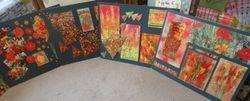 more sample boards