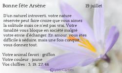 Arsène