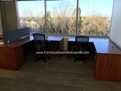 office desk installation service in laurel MD