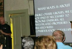 Wayne explains what the M.A.P.S.