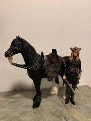 Vikig Queen by Rosemarie