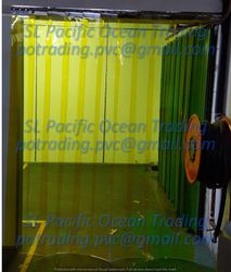 Insect Repellent PVC Strip Curtain