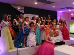 Miss California State Pageant