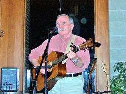 Jim Clare at Cafe Veritas, November 2008