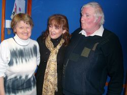 Marita Neary, Mary Duff & Jimmy Neary.