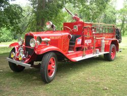 1931 Chevrolet Pumper 12LT6536