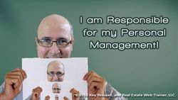 I am Respnsible for my Personal Management