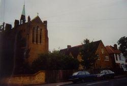 St Erkenwald's Church
