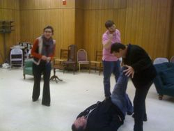 Troupe Rehearsal