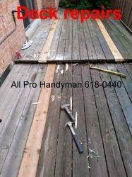 Home repair list: #1