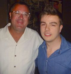 Daniel and Vince Gill