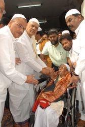 See off to Haj Pilgrim at Haj House Hyderabad