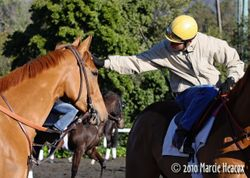 Tyler Baze and Evita Argentina