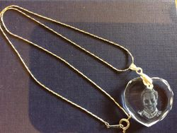 JMJ Head and Shoulder Pendant