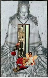 "January 19, 2006: Collage #22: ""Silver Death"
