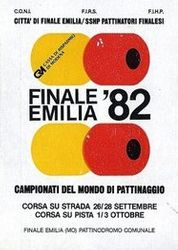 1982 - Finale Emilia, Italy