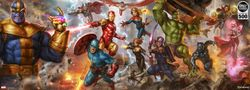 The Ultimate Assemble