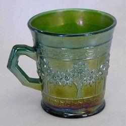 Orange Tree standard size mug
