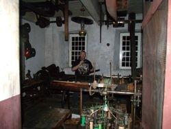 Dom in Slater Mill at Pawtucket RI