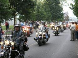 Motorcycle Motorcade